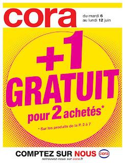 Catalogue Cora 06 au 12 Juin 2017