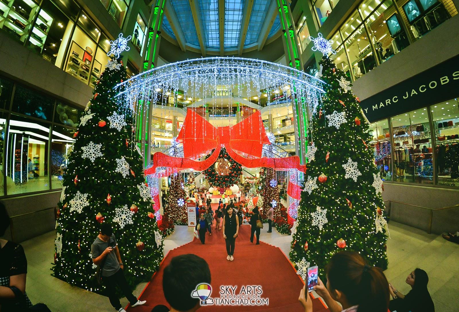 Christmas Decoration Malls In Kl Klang Valley Comparison