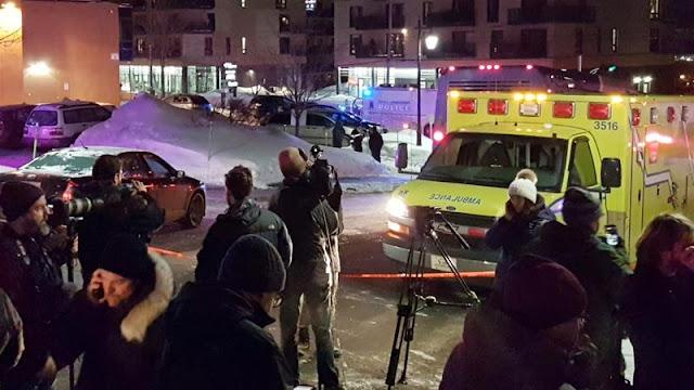 Ditembaki Saat Sedang Melaksanakan Shalat Isya, Enam Muslim Kanada Langsung Meninggal Di Tempat
