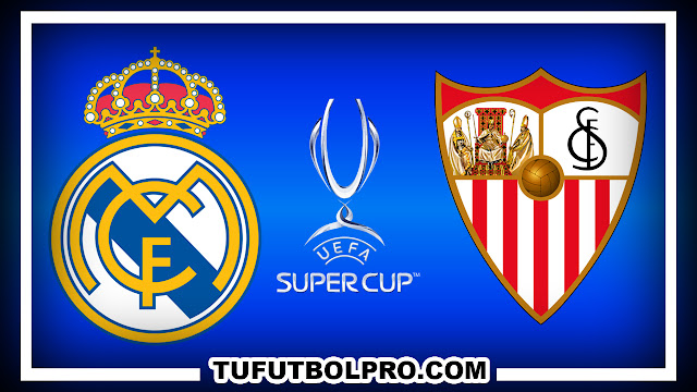 Ver Real Madrid vs Sevilla EN VIVO Por Internet