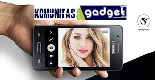 Beauty Mode Samsung Z2 4G