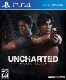 Uncharted The Lost Legacy Arabic