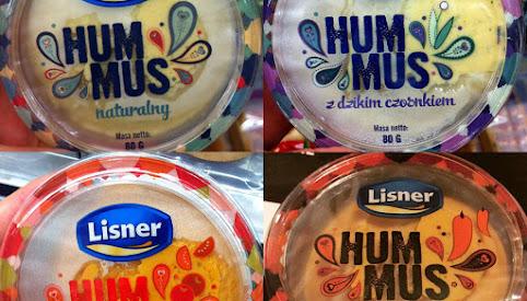 Hummus, Lisner