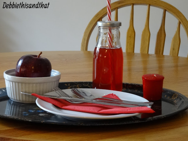 red foods for Valentine's Day