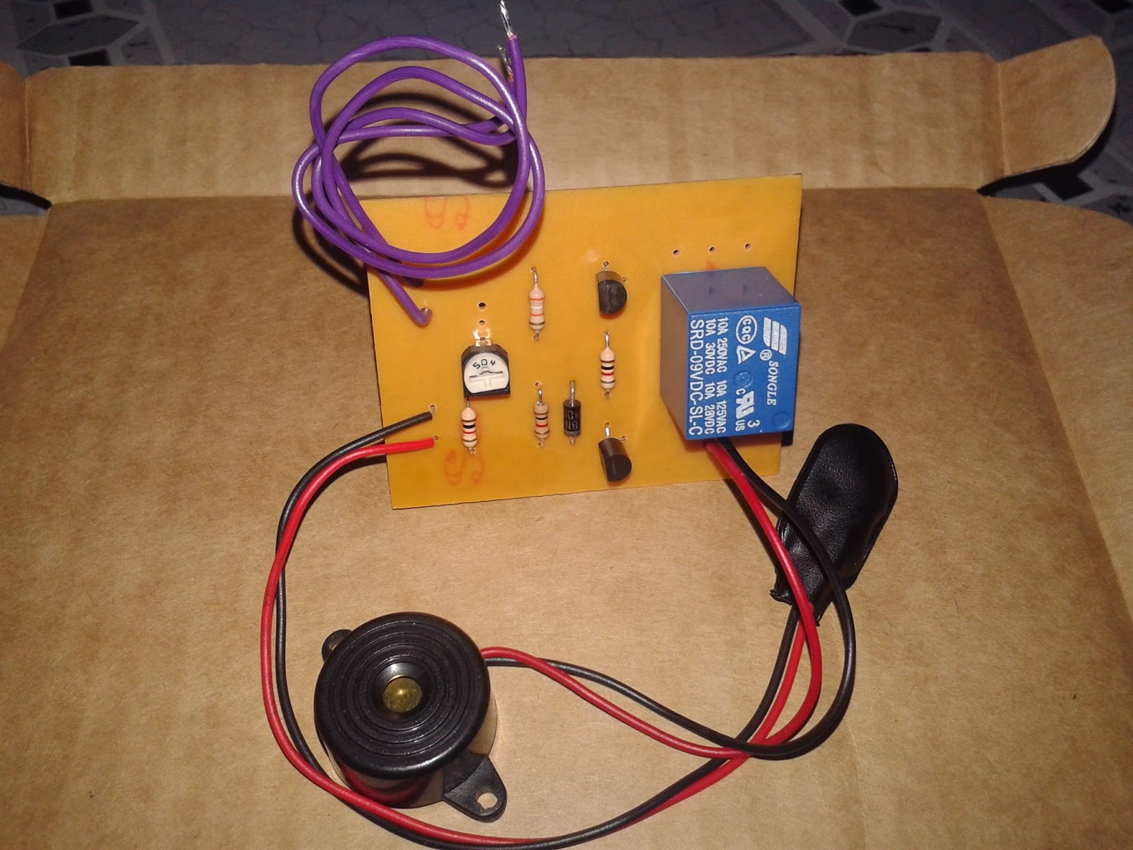 9m2aim Electronic Kit For My Class Project Itt590computer System Rain Detector Circuit Simple Name Is Sensor Where The I Share With Friend And But It Online Enjoy Moment About This