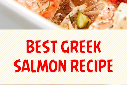 Best Greek Salmon Recipe