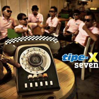 Tipe-X - Seven - Album (2014) [iTunes Plus AAC M4A]