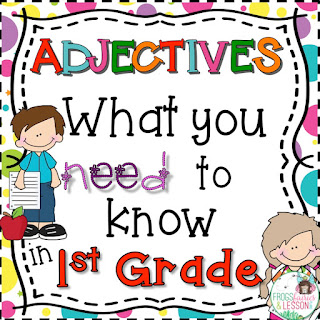 Fun Adjective Activities