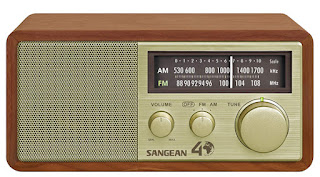 Sangean WR-11SE 40th Anniversary Edition Table Top Radio