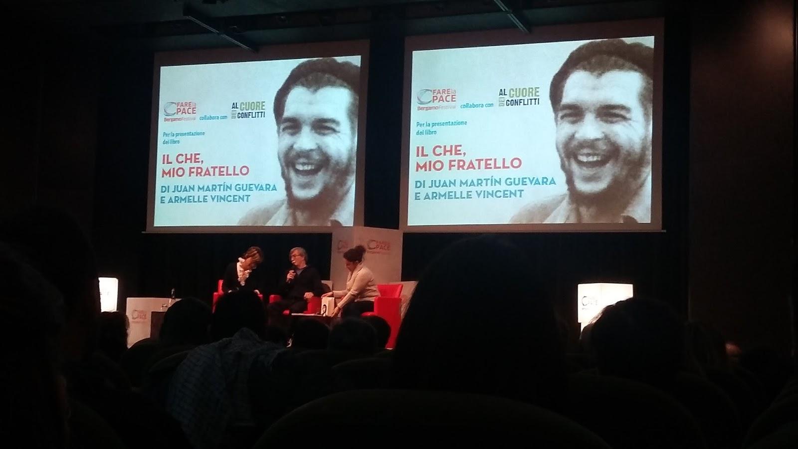Nell importante cornice del centro congressi di Bergamo la scorsa domenica  si è tenuta la presentazione del libro di Juan Martìn Guevara edito in  Italia da ... 99605b58d57e