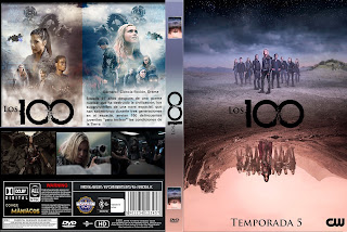 CARATULA [SERIE TV] LOS 100/THE 100 TEMPORADADA 5