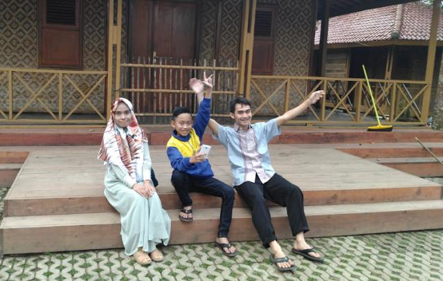 Melepas Rindu Bersama Keluarga Tercinta Di Situ Cisanti