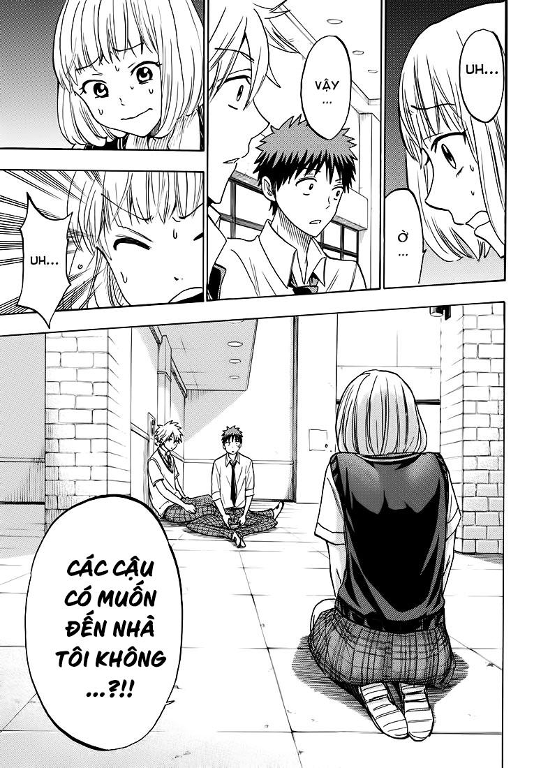 Yamada-kun to 7-nin no majo chap 209 Trang 9 - Mangak.info