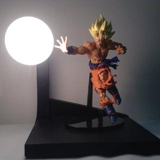 Lampe Dragon Ball Z