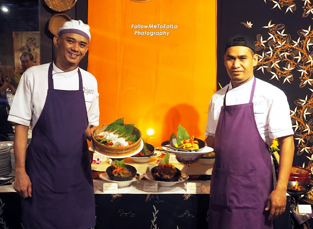 Chef Shawal & His Team With 'Selera Warisan Negeri'