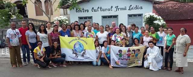 IAM e JM de Sergipe realiza Encontro de Aprofundamento Missionário.