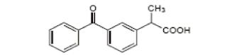 Ketoprofen yaitu obat yang dipakai untuk meredakan rasa sakit dan peradangan akhir pe Ketoprofen