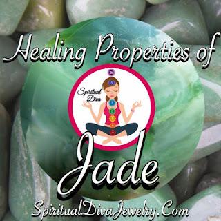 Healing properties of Jade Spiritual Diva Jewelry