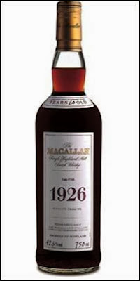 Whisky Macallan Fine and Rare Collection 1926