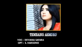 Lirik Lagu Tembang Asmoro