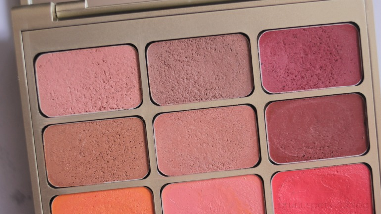 Stila Convertible Color Palette Field of Florals - all shades (todos los tonos) Lillium, Magnolia, Tulip Camelia, Peony, Rose