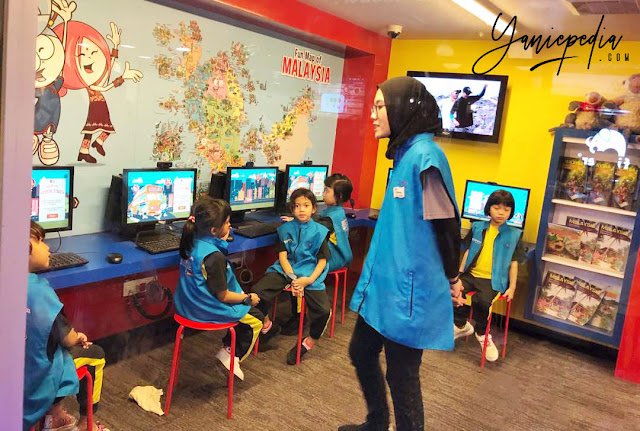 little bumblebee montessori preschool shah alam at kidzania
