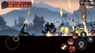 Stickman Master: League Of Shadow - Ninja Legends v 1.4.12 apk mod COMPRAS GRÁTIS / MOD MENU