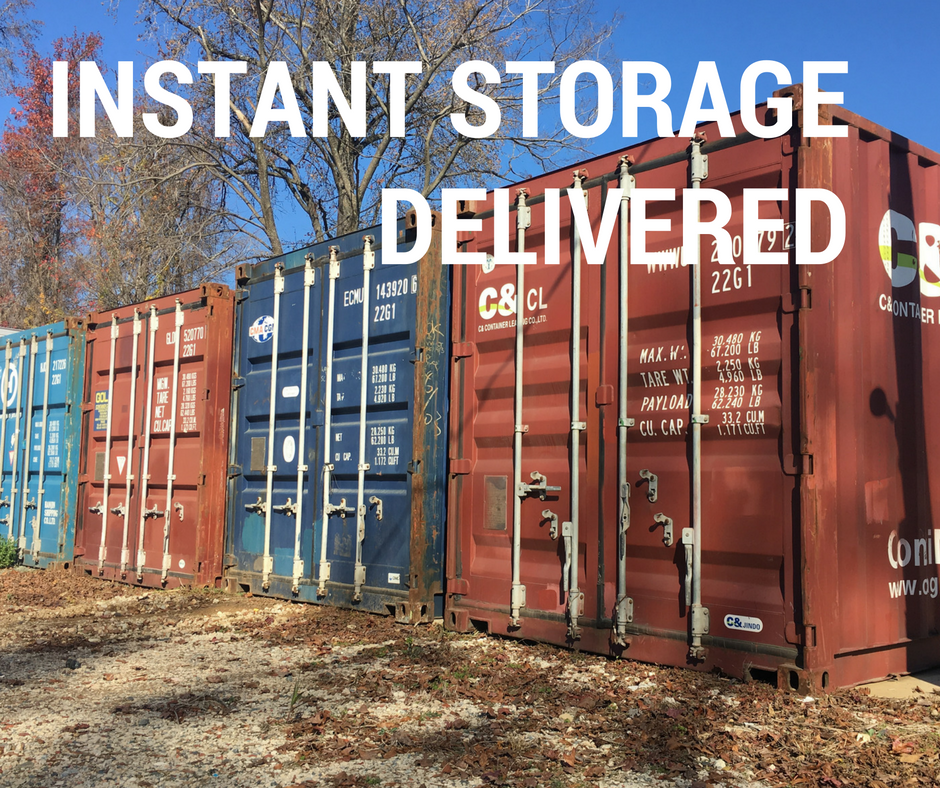 Used Shipping Containers for Storage ContainersGood Idea