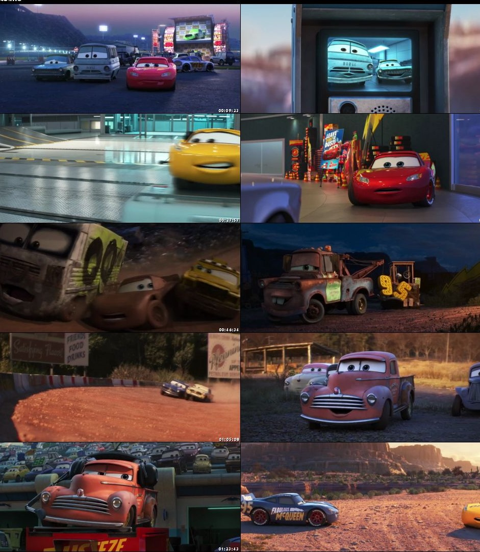 cars 3 full movie in english free download