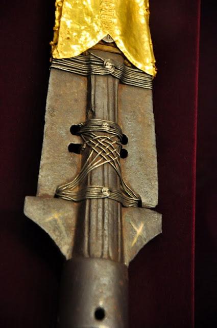 Włócznia św. Maurycego (Sancta et Crucifera Imperialis Lancae)