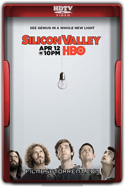 Silicon Valley 1ª e 2ª Temporada Legendado Torrent HDTV 720p 1080p Download