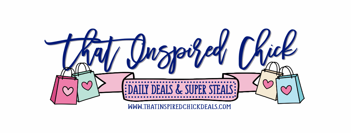 That Inspired Chick: Deals & Steals