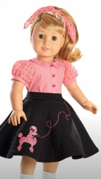 American Girl Liz: Maryellen's Collection :)