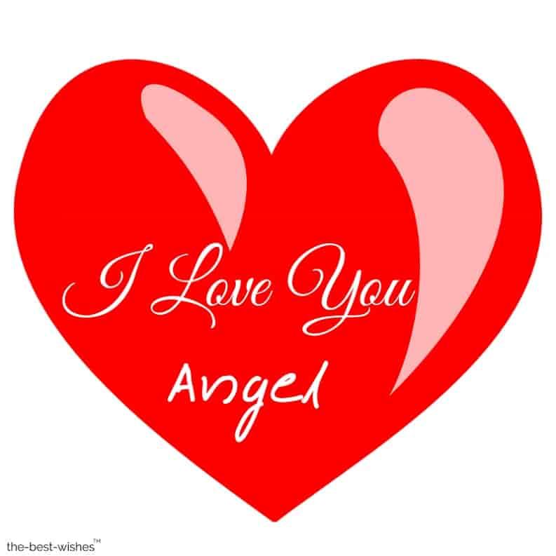 good morning angel my love