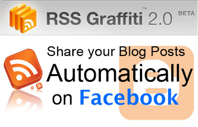Post Blogger Automatically to Facebook