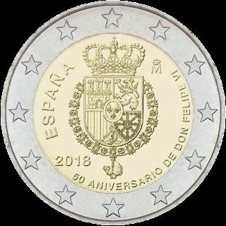 rey 2018 España