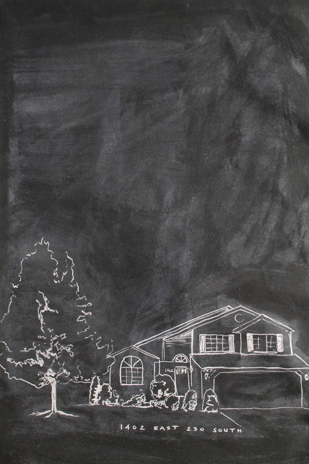 Chalk House - Chris Loves Julia