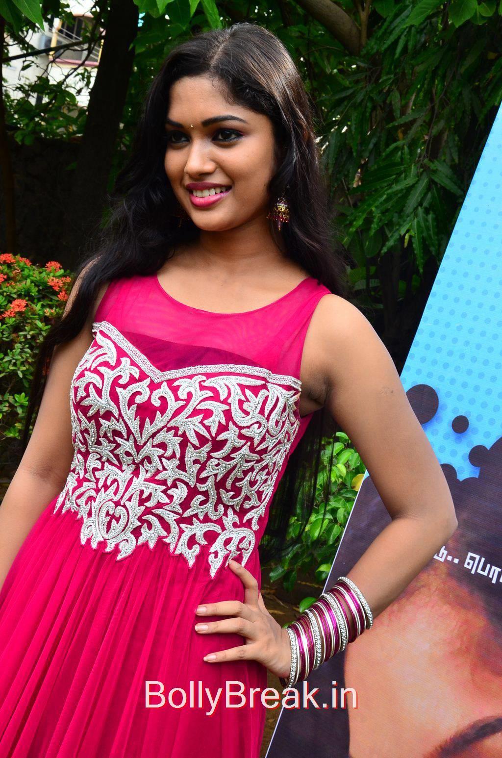 Priyanka images, Priyanka Hot Pics from Vandha Mala Movie Press Meet