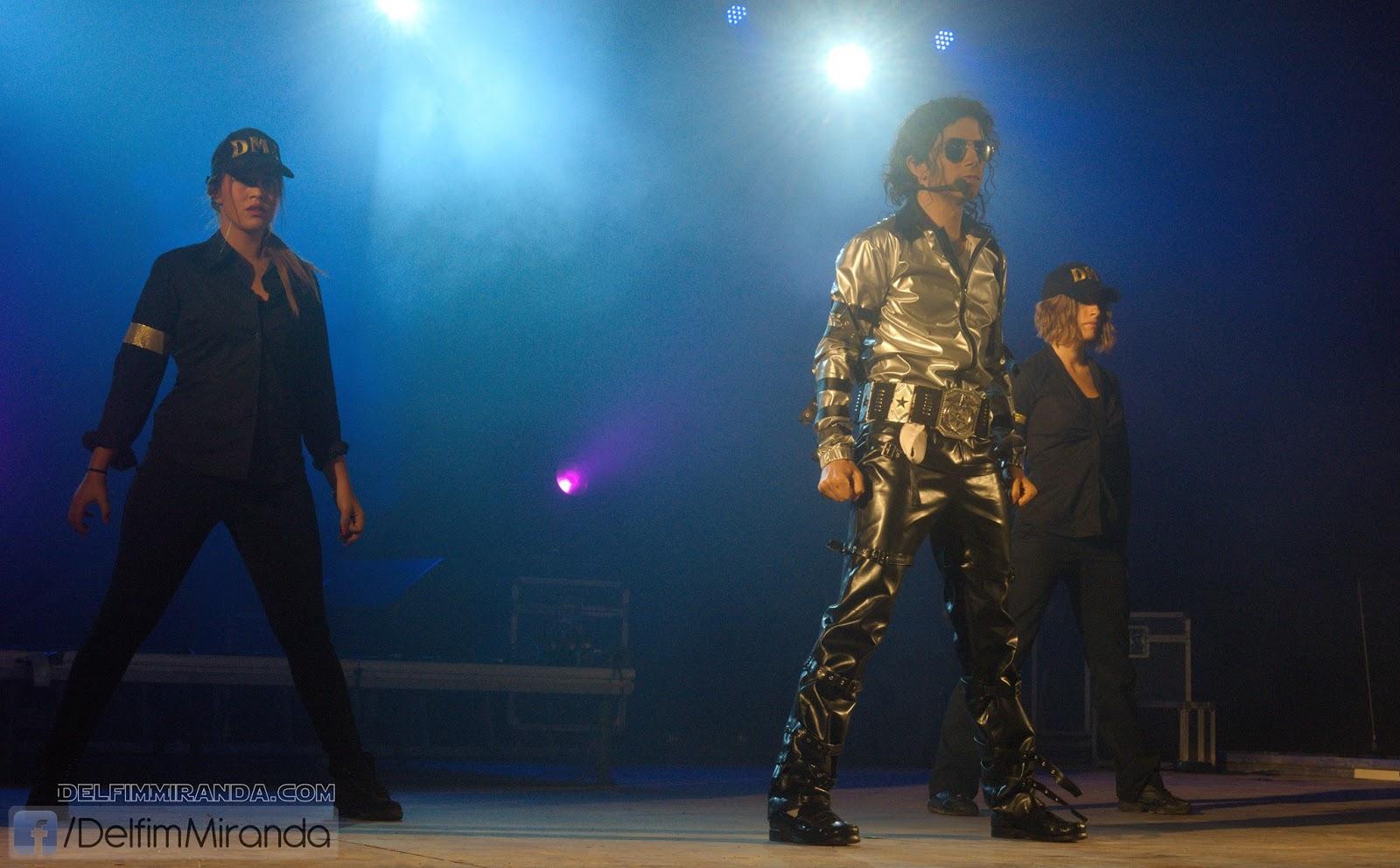 Delfim Miranda - Michael Jackson Tribute - Live performance - Sintra / Portugal