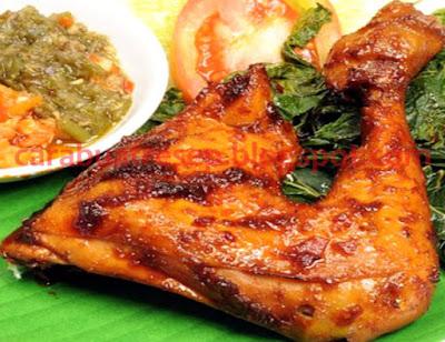 Foto Resep Ayam Bakar Padang Sederhana Spesial Asli Enak