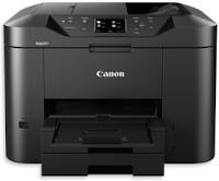 Canon MB2300 Setup