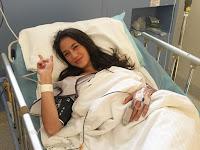 Perjuangan Pevita Pearce Melawan Tumor Payudara