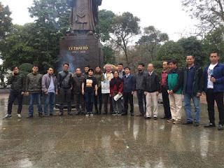 Dân chủ Việt lợi dụng Tưởng niệm Gạc Ma để xuyên tạc