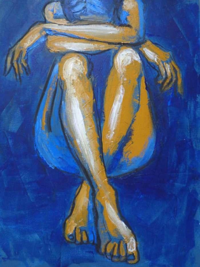 Красота, гармония и счастье. Carmen Tyrrell