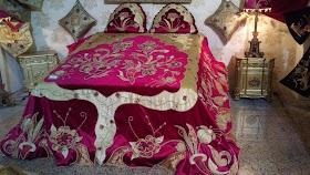Muhteşem Bir Yatak Örtüsü