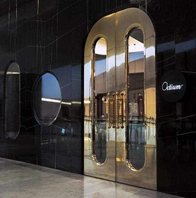 Modern Jewelry Design Ideas: Modern Luxury Octium Jewelry Store Interior Design Ideas