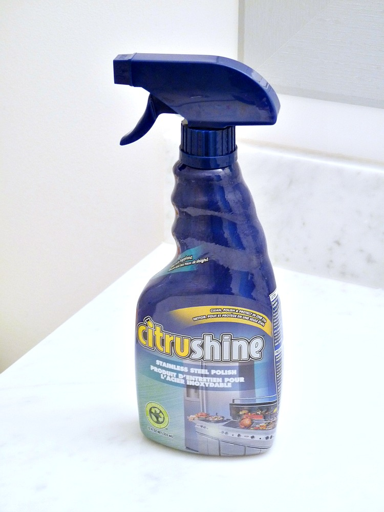 Citrushine Stainless Steel Polish Review
