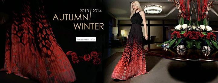 01ba10c8110 RAXEVSKY: Ο κατάλογος και η συλλογή Φθινόπωρο Χειμώνας 2013-2014