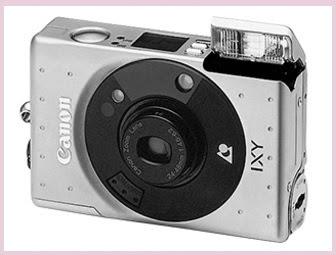 Compact Camera Canon ELPH / IXUS