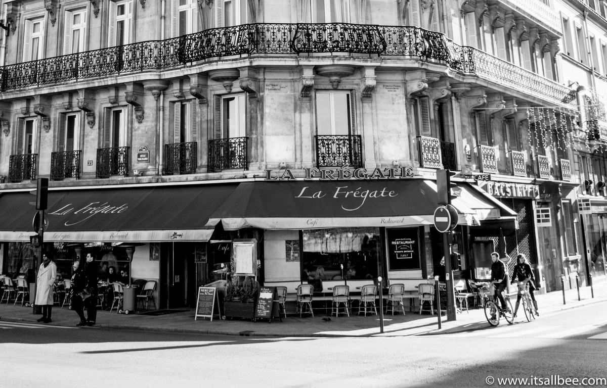 Paris Noir | Paris Street Views